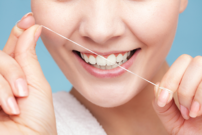 Why Flossing is Good For Your Teeth